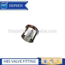 Pipe fittings Sanitary stainless steel clamp ferrule